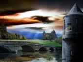 fond écran Pont Chateau