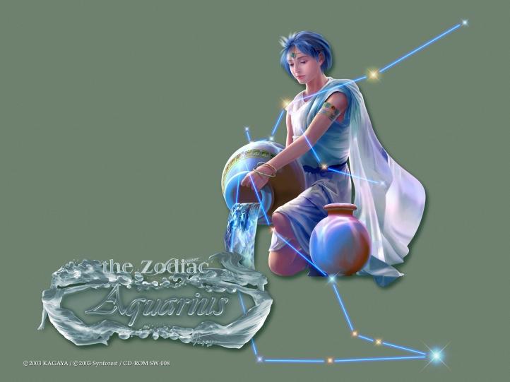 Aquarius fond écran wallpaper