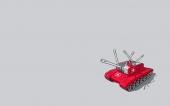 fond écran Char suisse