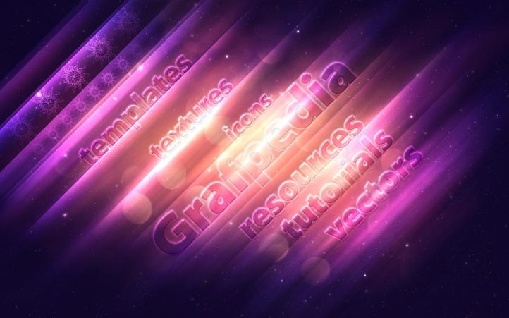 Effet de lumière fond écran wallpaper