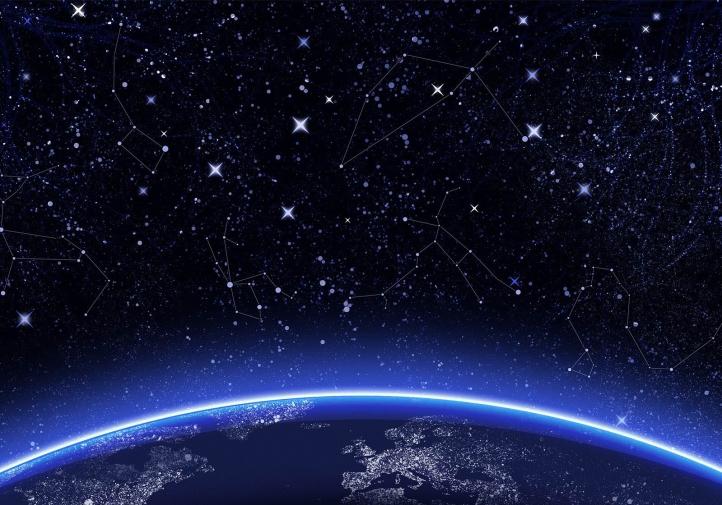 Constellation  fond écran wallpaper