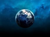 fond écran La Terre