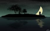 miniature Summer Night