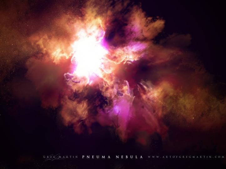 Pneuma Nebula.. fond écran wallpaper