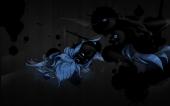 fond écran Coyote Encre Noire