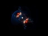 fond écran Galaxy Flammefractal
