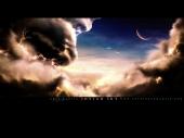 fond écran Jovian Sky..