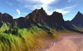 fond écran paysage