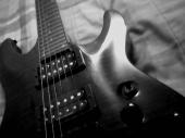 fond écran Guitare