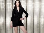 fond écran Anne Hathaway