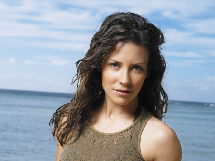 evangeline lilly wallpaper. Fond d#39;écran Evangeline Lilly