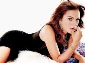 fond écran Lindsay Lohan