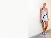 fond écran Maria Sharapova