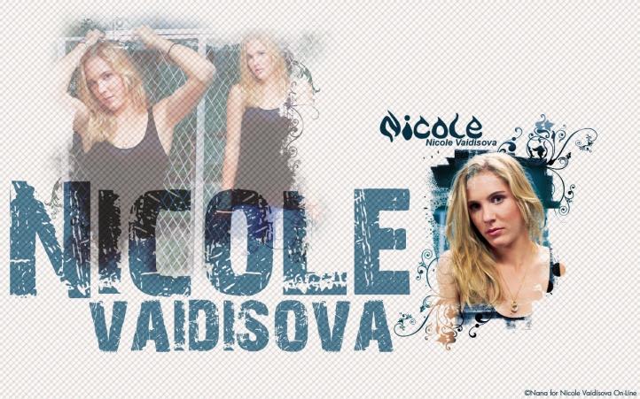 Nicole Vaidisova fond écran wallpaper