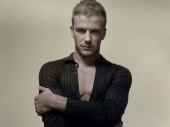 fond écran David Beckham
