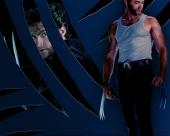 fond écran Hugh Jackman X-Men