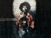 fond écran Hendrix