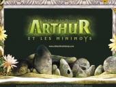fond écran Arthur et les Minimoys