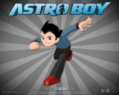 fond écran Astro Boy