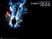 fond écran Babylon AD