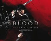 fond écran Blood : The Last Vampire