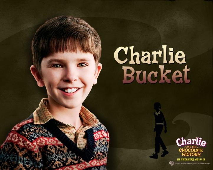 Les personnages de charlie et la chocolaterie