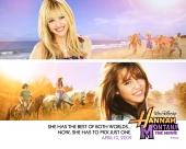 fond écran Hannah Montana le Film