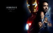 fond écran Iron Man