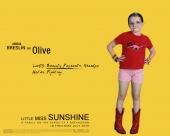fond écran Little Miss Sunshine