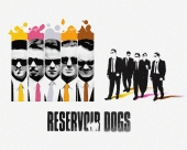 fond écran Reservoir Dogs