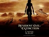 fond écran Resident Evil