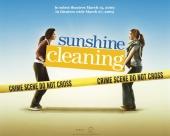 fond écran Sunshine Cleaning
