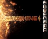 fond écran Sunshine