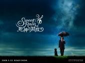 fond écran Sweet Rain - Shinigami no Seido