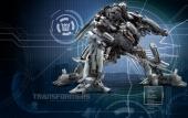fond écran Transformers