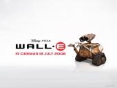 fond écran Wall E