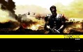 fond écran Watchmen