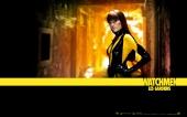 fond écran Watchmen - Le Spectre Soyeux