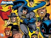 fond écran Batman