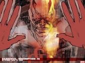 fond écran Daredevil Comics