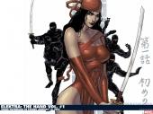 fond écran Elektra