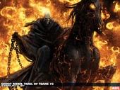 fond écran Ghost Rider Comics