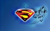 fond écran Superman