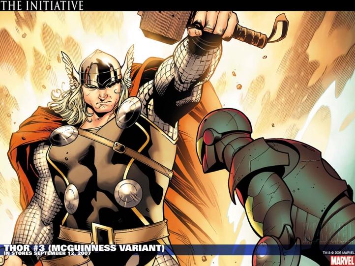 Thor fond écran wallpaper