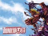 fond écran Thunderbolts