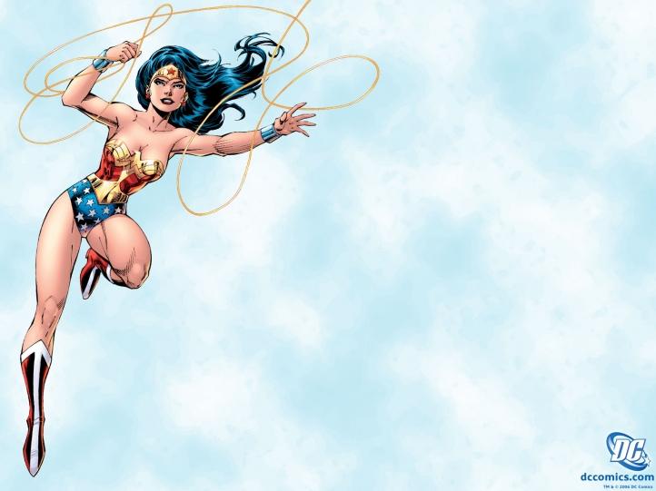 Wonder Woman fond écran wallpaper