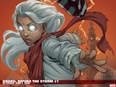 fond écran X-Men Comics