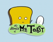 fond écran The World Of Mr Toast