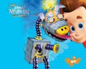 fond écran Jimmy Neutron