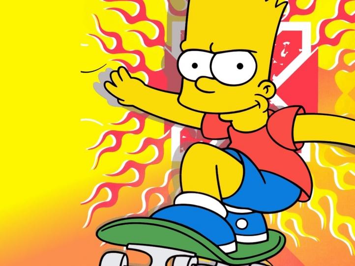 Fond D Ecran Gratuit Les Simpsons Fonds D Ecran Dessins Animes Gratuits Les Simpsons